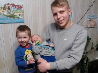 Макар, Захар и Константин Протько