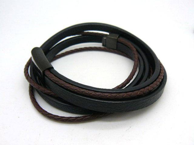 мужские кожаные браслеты отличный подарок на новый год Www