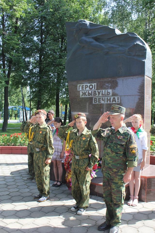 Памятник Петру Куприянову был установлен в 1965 году.