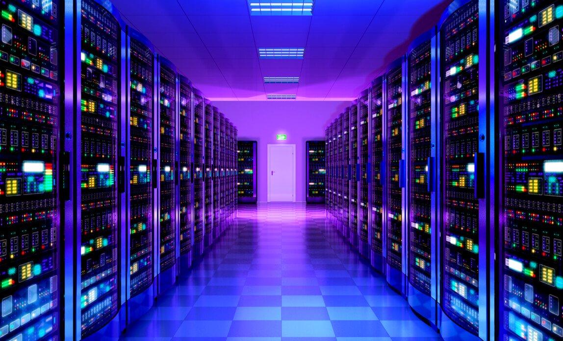 Різновиди комп'ютерів: Сервер