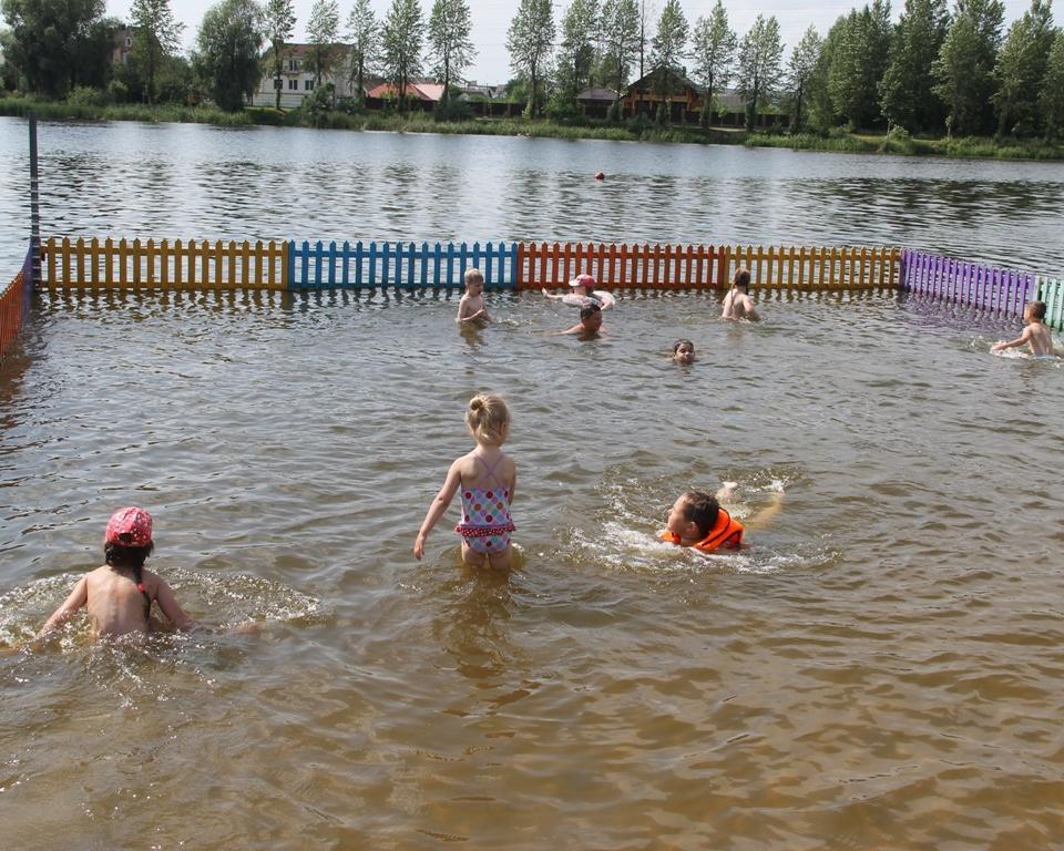 Лучшая зона отдыха в Минской области – Жодинское водохранилище