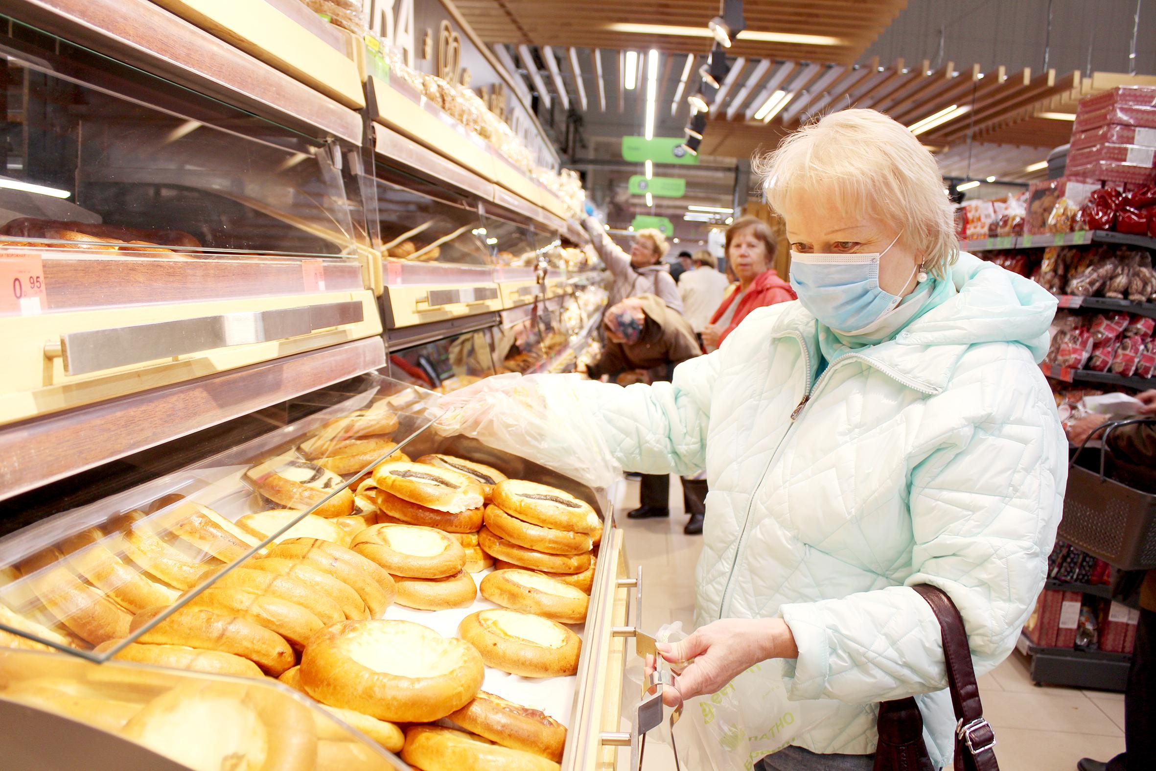 Рост цен на продовольствие продолжается, несмотря на обещания чиновников